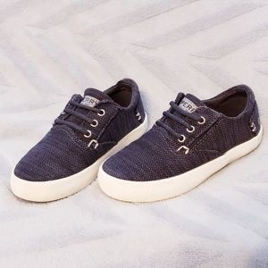 Toddler boy sperry shoes size 9